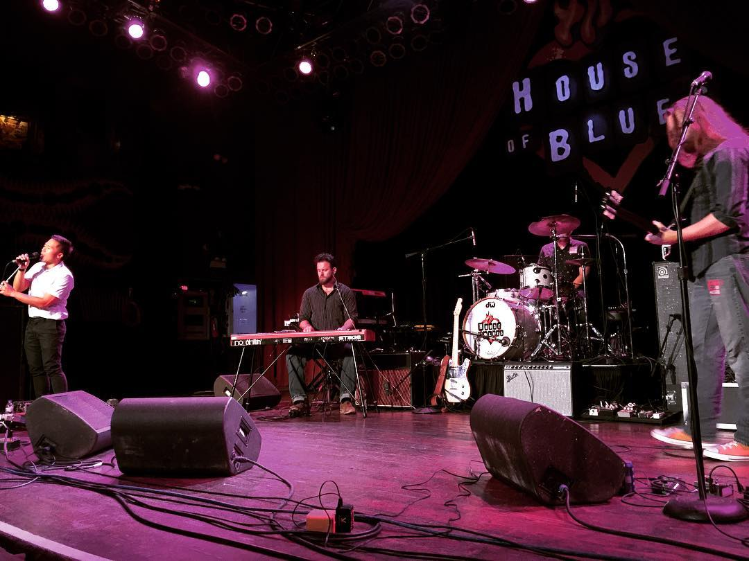 Mike Maimone and Hemmingbirds at House of Blues Chicago